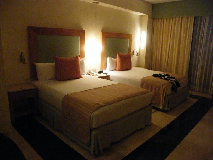 Grand Park Royal Cancun Caribe Mexico Room