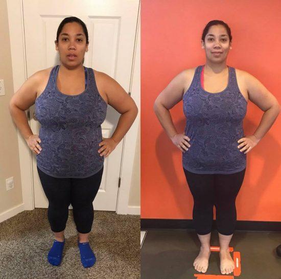 Orangetheory Transformation Challenge