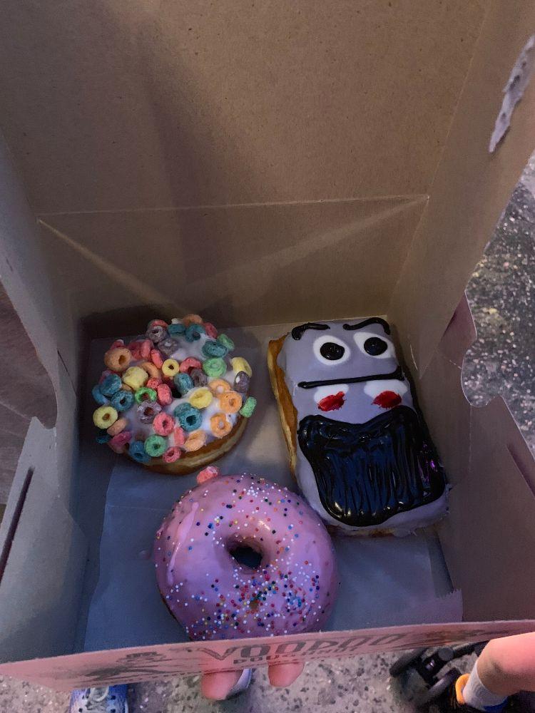 Voodoo Donut Universal Orlando