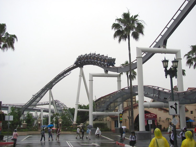 Hollywood Dream The Ride