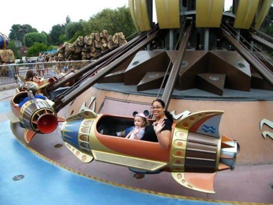 Disneyland Trip Planning Ride Height