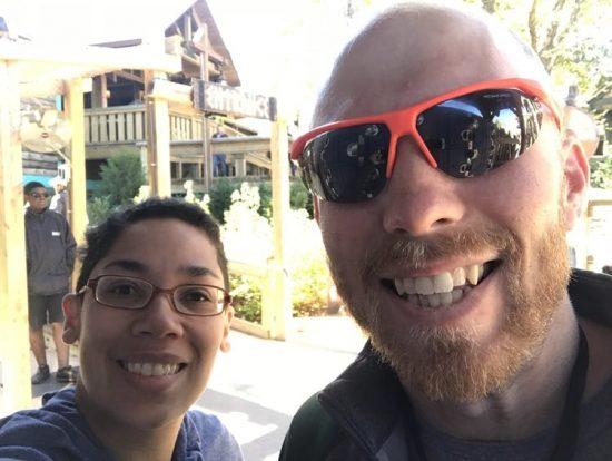 Busch Gardens Williamsburg Invadr