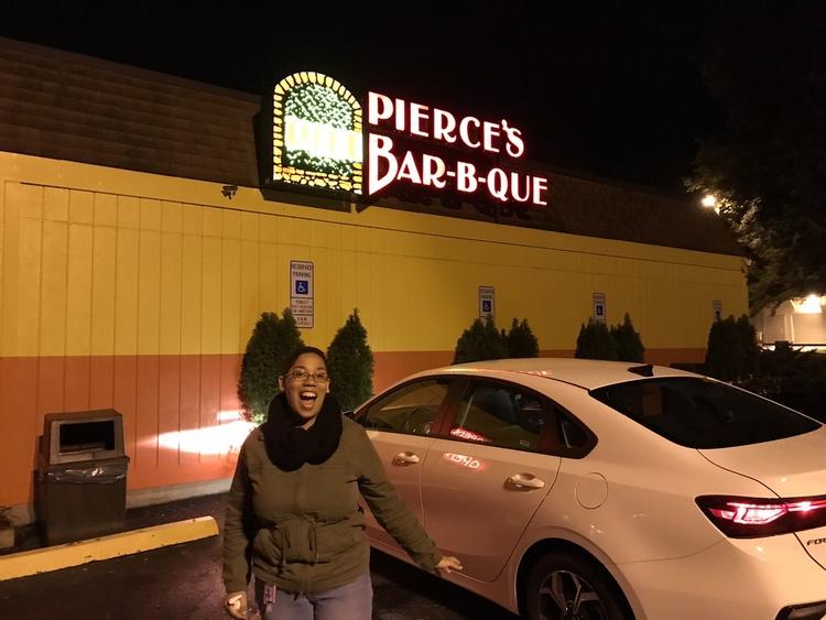 Pierce's BBQ Williamsburg