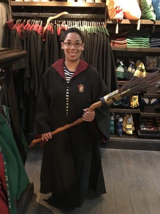 Universal Studios Diagon Alley Hogsmeade Robes