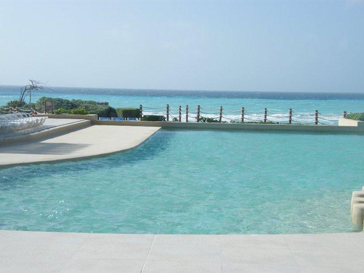 RGrand Park Royal Cancun Caribe Mexico Pool