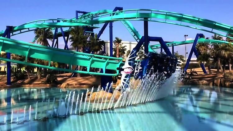 Acrobat Roller Coaster