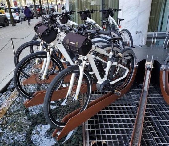 Vancouver BMW e-bike