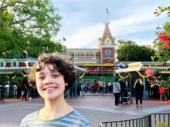 Disneyland Trip Planning Front Gate Train