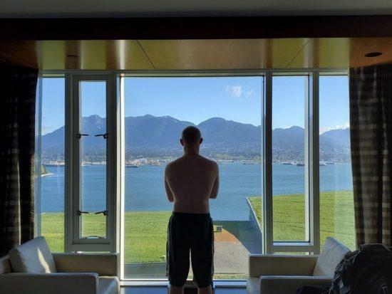 Fairmont Pacific Rim Harbour View Room