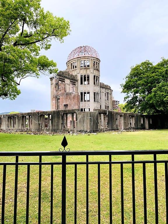 Hiroshima A Bomb Dome