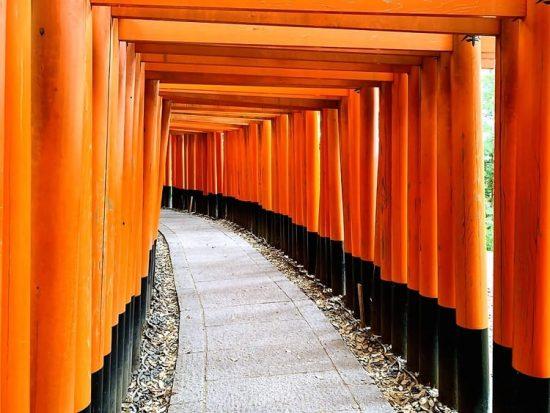 Kyoto Fushimi Inari Shrine