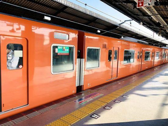 Osaka Japan Trains