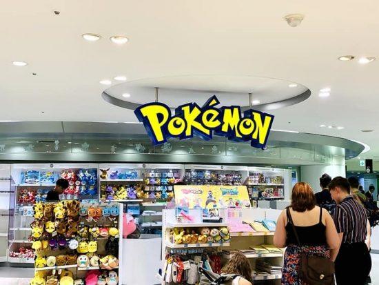 Osaka Japan Pokemon Center