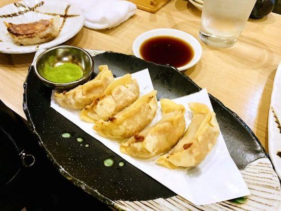 Osaka Gyoza affordable restaurants in Japan
