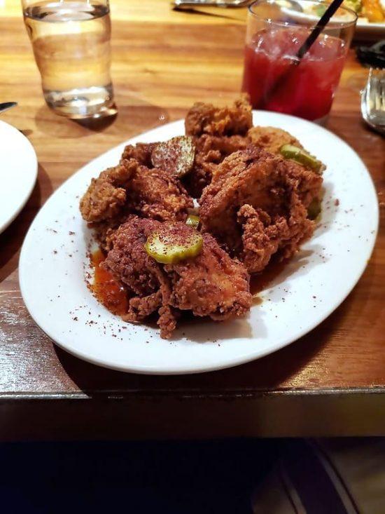 Vancouver Food Nightingale