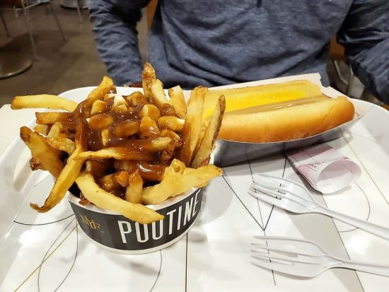 Vancouver Food New York Fries