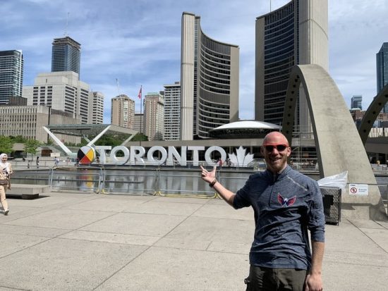 Toronto Sign Toronto City Hall