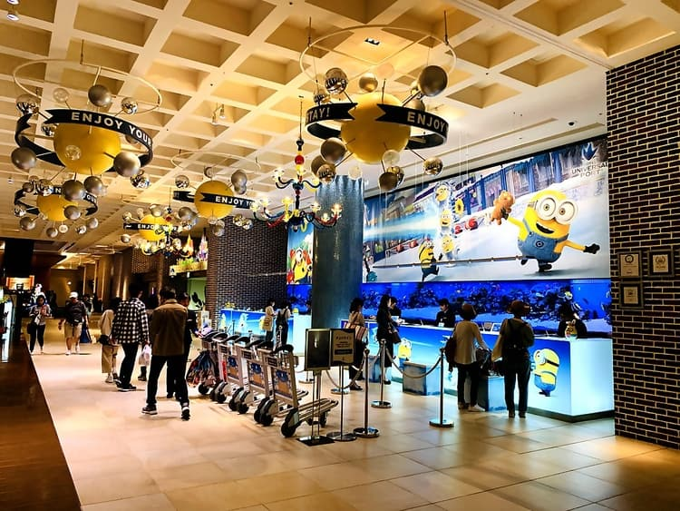 Universal Port Hotel Universal Studios Japan