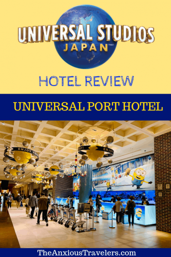 Pinterest Universal Port Hotel Review
