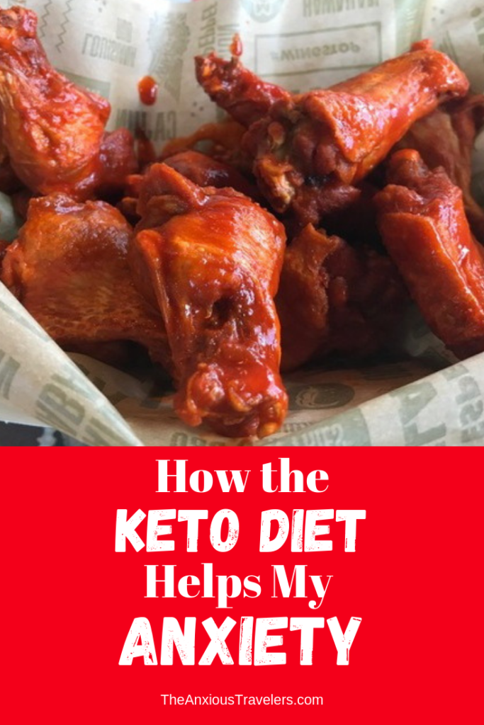 How the Keto Diet Helps My Anxiety