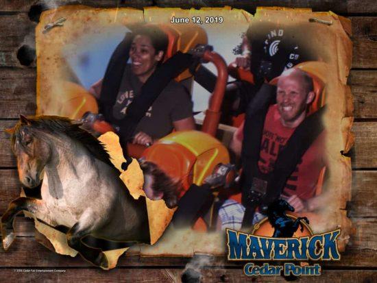 Cedar Point Maverick