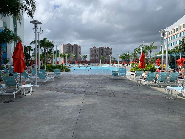 Surfside Inn and Suites Pool