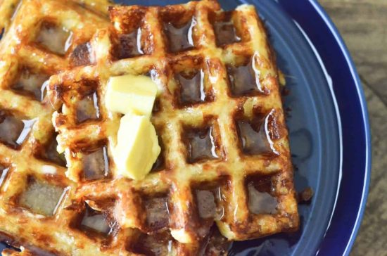 keto waffle chaffle