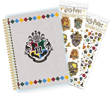 Harry Potter 12 Month Planner and Sticker Set