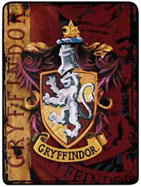 Harry Potter Battle Flag Blanket