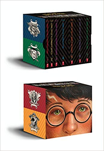 Harry Potter Books Special Edition Book Set