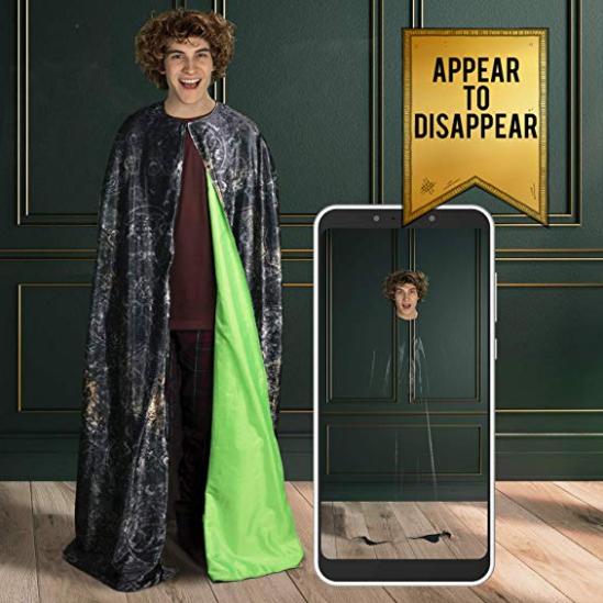 Harry Potter Invisibility Cloak Standard