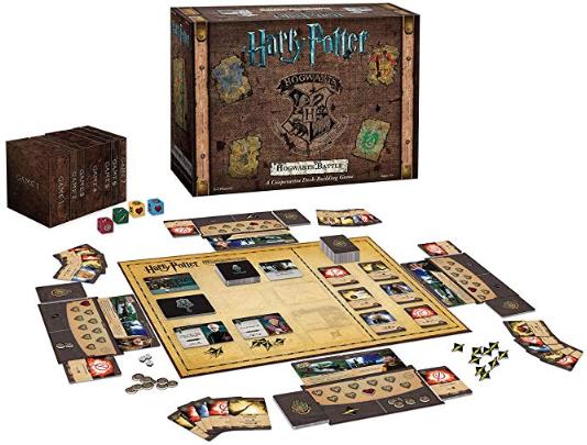 Harry Potter Hogwarts Battle Cooperative Card Game