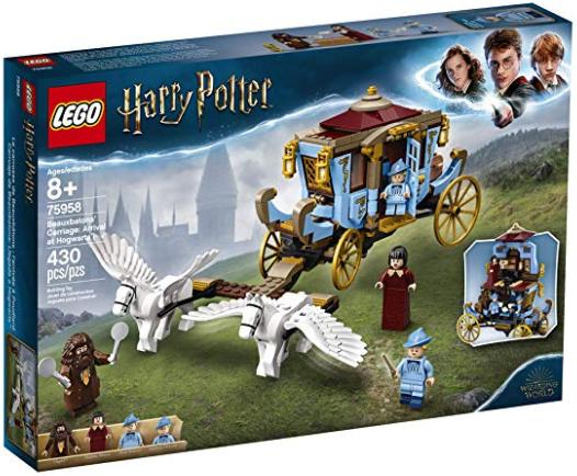 Harry Potter Lego Beauxbatons Chariot