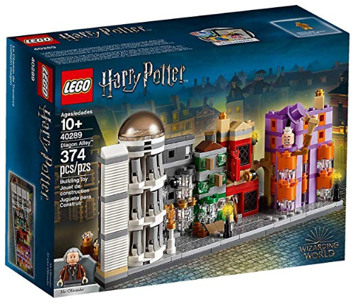 Harry Potter Lego Diagon Alley