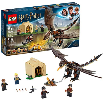 Harry Potter Lego Hungarian Horntail Triwizard Challenge