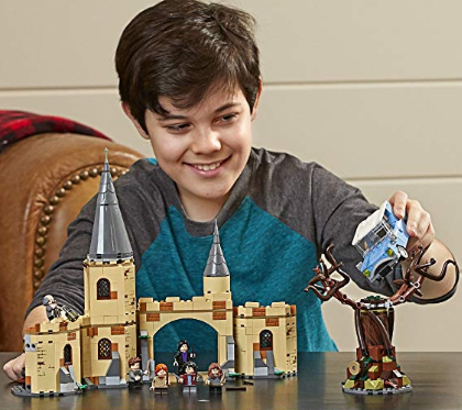 Harry Potter Lego Whomping Willow