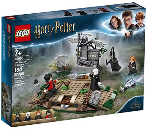 Harry Potter lego The Rise of Voldemort