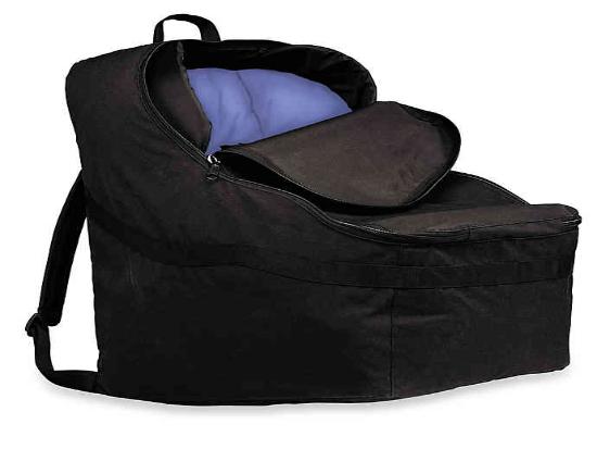 Car Seat Backpack Bag
