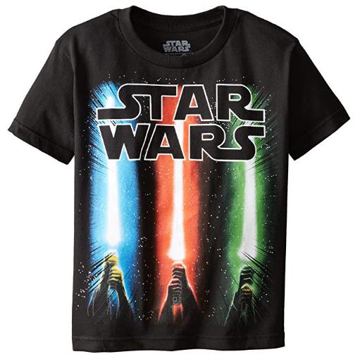 Childrens Star Wars Shirt