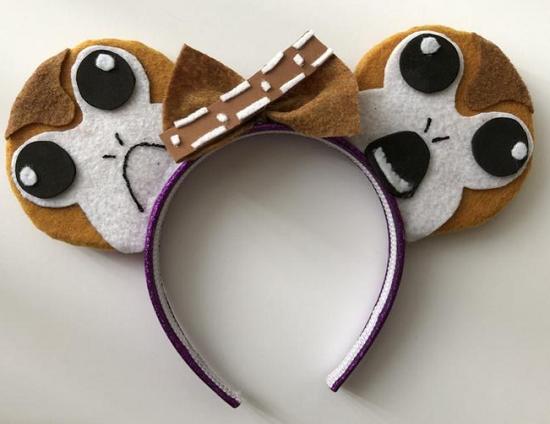 Mickey Ears Headbands
