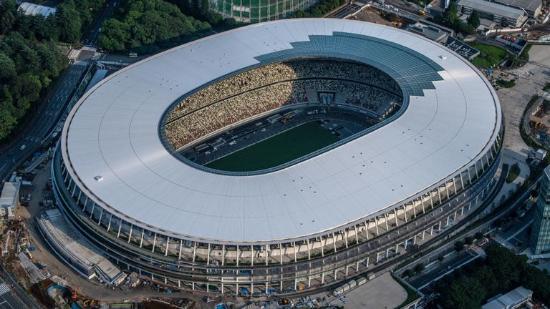 New National Stadium (Olympic Stadium)