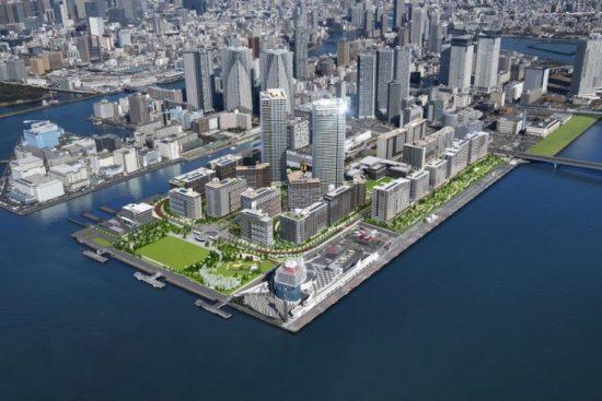 Olympic Village Tokyo