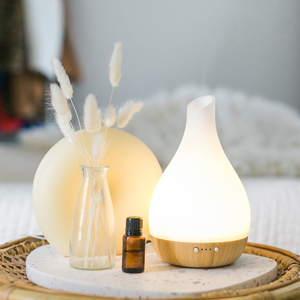 Sleep blends for diffusers and essential oils for insomnia