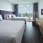 Universal's Aventura Hotel Guest Room Universal Orlando Resort