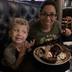 Toothsome Chocolate Emporium Brookie Sundae Universal Orlando Resort
