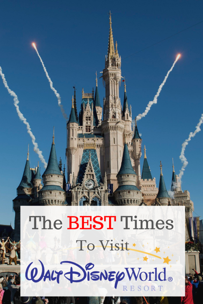 What is the best time to visit Walt Disney World Resort?