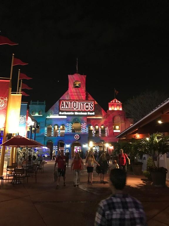 Universal Orlando Resort CityWalk Antojitos