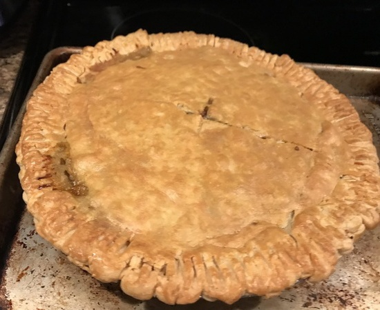 French Canadian Tourtière (Meat Pie) Recipe