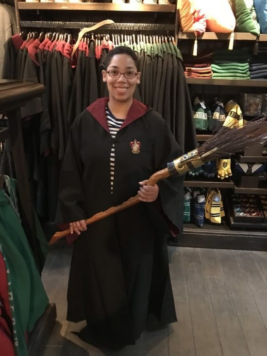 Universal Studios Diagon Alley Hogsmeade Robes
