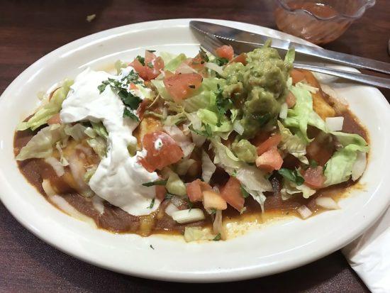 Pueblo Lindo Enchilada place Mexican restaurant in Meridian